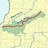 Ilrdss River Information