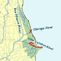 ILRDSS - River Information